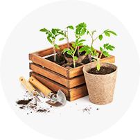 Vi hjälper dig med dina trädgårdsdrömmar